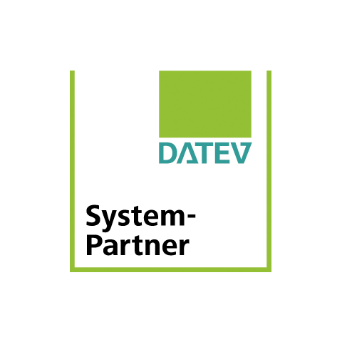 Logo DATEV System-Partner